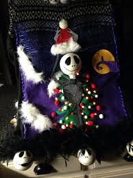 nightmare before christmas ugly christmas sweater by nicole
