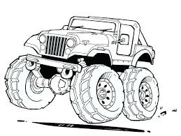 military jeep coloring page jeep coloring page jeep car f road coloring page f road car car