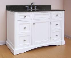 45 Bathroom Vanity 48 Inch Bath Vanities Chandelier Sickchickchic