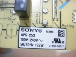 aps 254 sony lcd power board 1 881 411 22 aps 253 ad 1886813