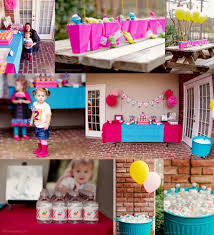baby girl birthday ideas birthday party themes for baby girl decorating of party