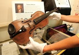 Blind Violinist Famous Classical Music And Musicians At The White House By Presidential