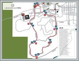 Maps Bend Oregon by Leadman Tri Bend Posts 250 And 125 Course Maps U2013 Run Oregon