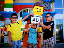 everything is awesome merlin entertainments announces new 4d film