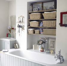 diy bathroom shelving ideas white pink colors wooden vanity wall mirror diy bathroom storage