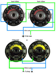 wiring subwoofers u0026 speakers to change ohm u0027s u2013 abtec audio lounge blog