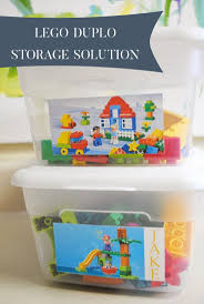 duplo storage system an imposing collection of 23 lego storage