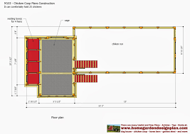 free chicken coop building plans pdf with chicken house designs