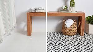 is vinyl flooring for a bathroom vinyl vs ceramic tile what s the difference