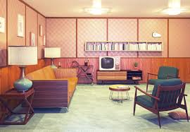 Retro Home Interiors Decorating Trends Through The Years Century 21 Bessette Realty Inc