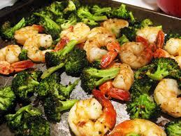 barefoot contessa roasted broccoli roasted shrimp broccoli the amateur gourmet