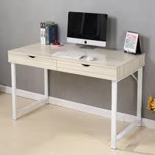 long gaming desk computer desk amazon com