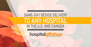 hospital gift shop same day hospital delivery of get well gifts
