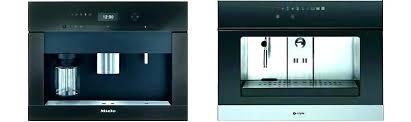 outstanding in wall coffee maker – Modern Exterior Design Ideas