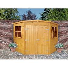 Shiplap Sheds For Sale Wickes Corner Shed Shiplap Shed 8x8 Building A Shed Pinterest