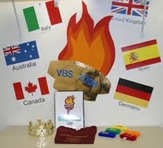 Olympic Themed Decorations Bibleschoolresources Net Free Christian Olympics Vbs Materials