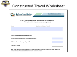 defense travel system images Constructed travel worksheet jpg