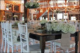 rent white chairs for wedding our farm tables and white chiavari chairs matched for a