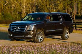2015 cadillac escalade esv first test motor trend