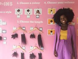 what type of hair is use for big box braids big hair no care freddie harrel brings black girl magic to