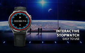 futuristic watch face android apps on google play