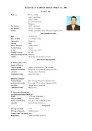 resume templates for job applications professional job resume sle in malaysia resume sle for job