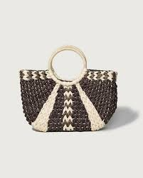 9 chic basket bags that work well into fall