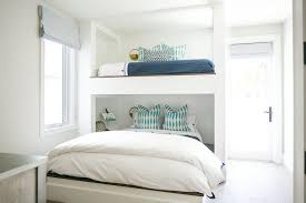 Beach Cottage Bedroom by Beach Cottage Kids Room With Built In Beds Cottage Boy U0027s Room
