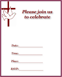 Invitation Card For Christening Free Download Christening Invitation Template Free Download