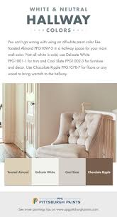 what color should i paint my hallway white paint colors white