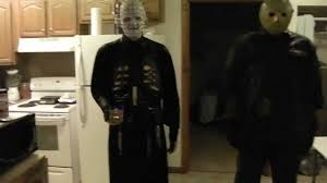 hellraiser pinhead costume life sized silicone mask youtube