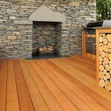 western red cedar decking silva specify