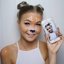 Deer Head Halloween Costume 10 Snapchat Costume Ideas Snapchat Halloween