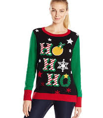 sweaters that light up sweater s ho ho ho light up crew pullover