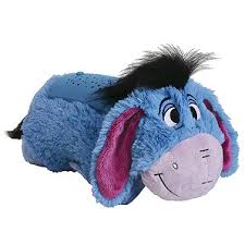 pillow pet night light target pillow pets dream lites eeyore eeyore pillows and ceilings