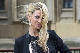 sarahs hair extensions bad hair day s locks go flying outside house of commons
