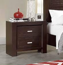 Nightstand Ideas by Bedroom Remarkable Cherry Wood Nightstands Brown Platform Bed