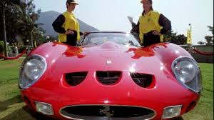 expensive pink cars world u0027s most expensive car is now 1963 ferrari 250 gto newsday