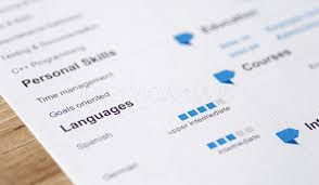 Best Font In Resume by 30 Best Examples Of What Skills To Put On A Resume Proven Tips