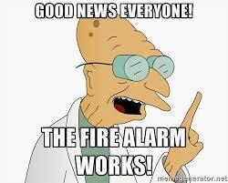 Spider Fire Alarm Meme - sage dynamics november 2014