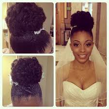 natural pin up hairstyles for black women beautiful natural bridal no heat undo curlformers to stretch