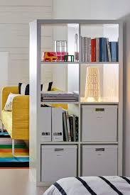 Ikea Kallax Bookcase Room Divider 664 Best Ikea Expedit Kallax Lack Images On Pinterest Hemnes