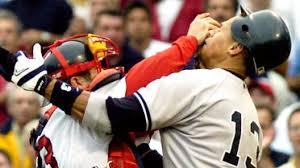 Red Sox Yankees Benches Clear Red Sox Vs Yankees A Rivalry Soon To Be Renewed Guy Boston Sports