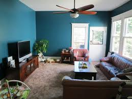living room living room brown leather sofa blue and excerpt