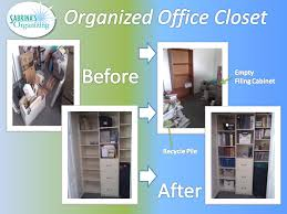 Before And After Organizing by Before And After