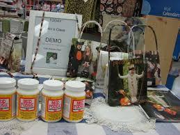 halloween treats bag demo at ac moore art u0026 craft store fresh paint