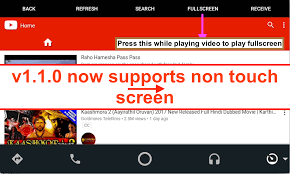 apk setup carstream previously youtubeauto for android auto apk