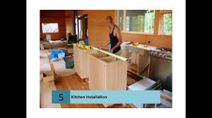 kitchen cabinet installation youtube