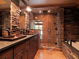 rustic bathrooms designs best 25 rustic master bathroom ideas on rustic shower