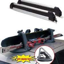 porta sci auto portasci magnetici da barre auto e ruota posteriore fuoristrada